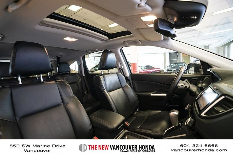 2016 Honda CR-V Touring AWD in Vancouver, British Columbia - 17 - w1024h768px