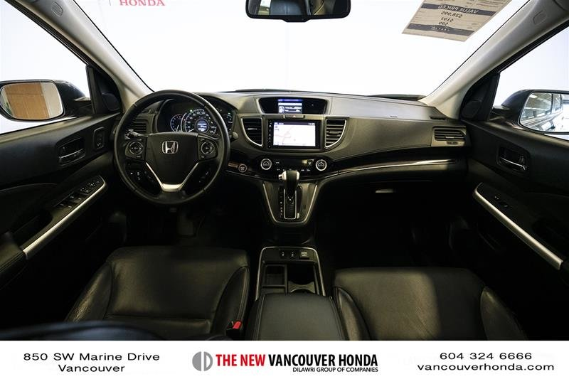 2016 Honda CR-V Touring AWD in Vancouver, British Columbia - 13 - w1024h768px