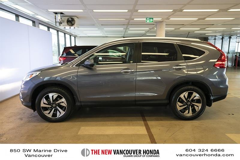 2016 Honda CR-V Touring AWD in Vancouver, British Columbia - 8 - w1024h768px