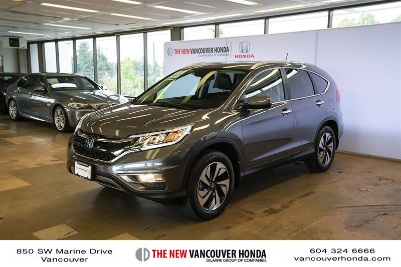 2016 Honda CR-V Touring AWD in Vancouver, British Columbia - 1 - w1024h768px