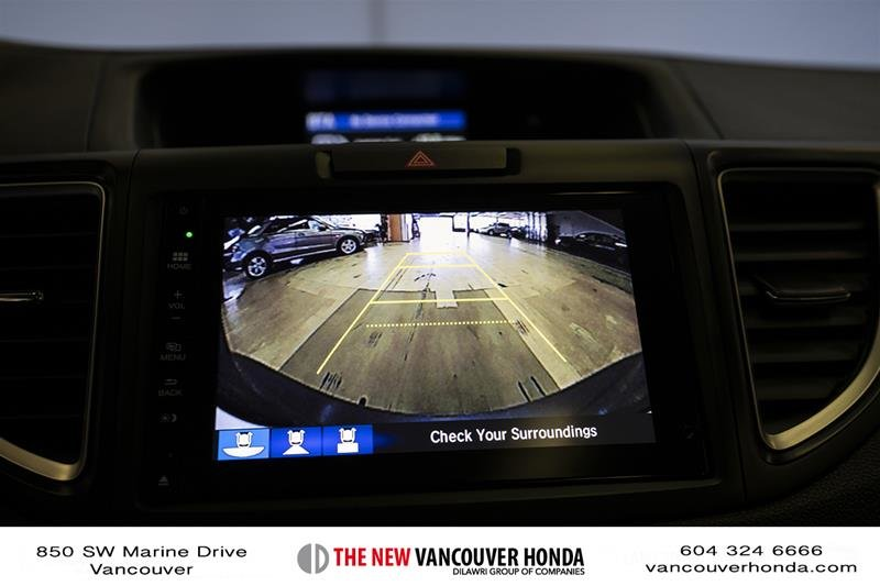 2016 Honda CR-V Touring AWD in Vancouver, British Columbia - 20 - w1024h768px