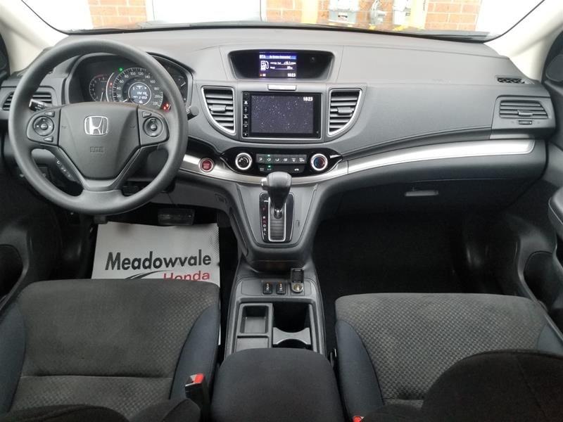 2016 Honda CR-V SE AWD in Mississauga, Ontario - 12 - w1024h768px