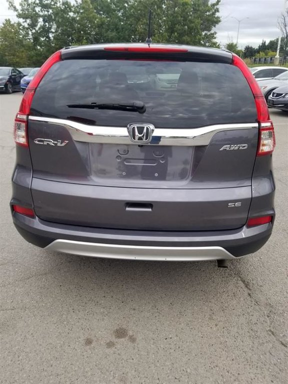 2016 Honda CR-V SE AWD in Mississauga, Ontario - 6 - w1024h768px