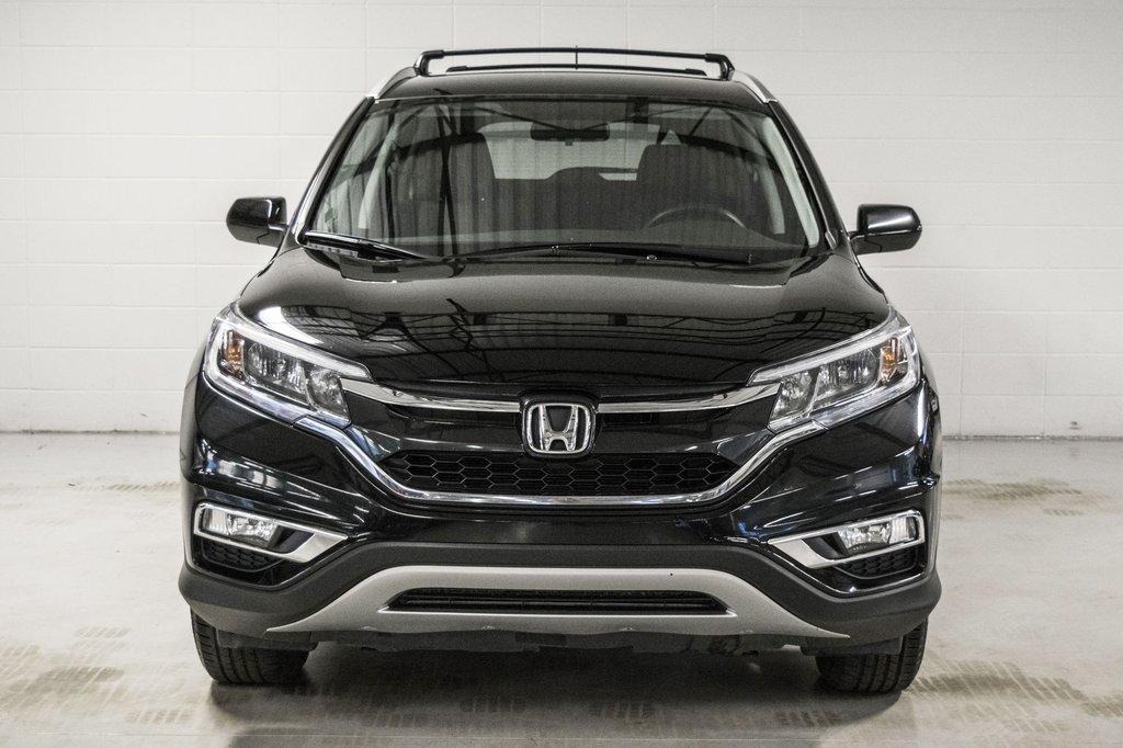Honda des Sources | 2016 Honda CR-V AWD, Bluetooth, Caméra ...