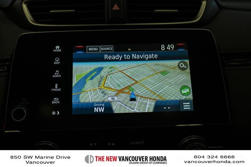 2017 Honda CR-V Touring AWD in Vancouver, British Columbia - 43 - w1024h768px