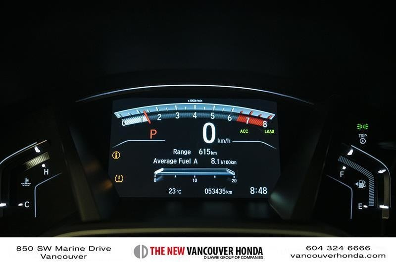 2017 Honda CR-V Touring AWD in Vancouver, British Columbia - 44 - w1024h768px