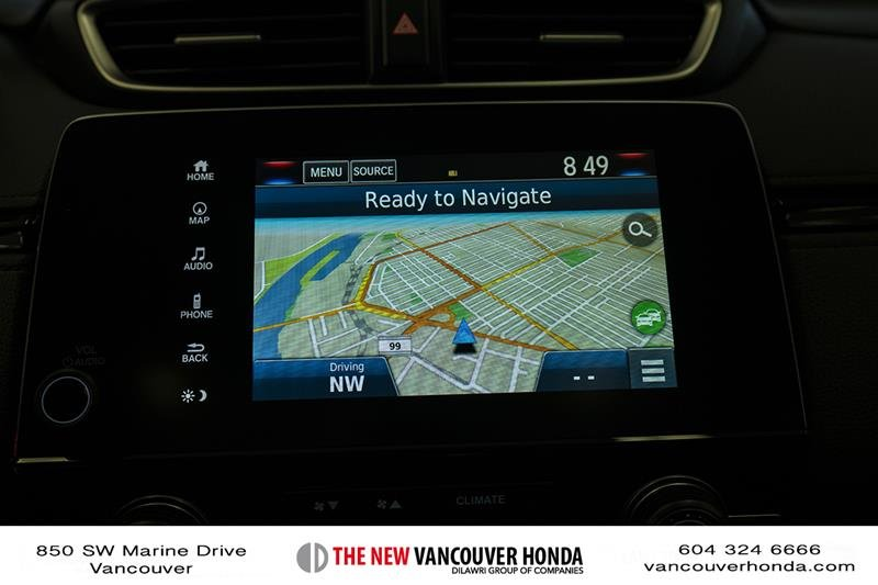 2017 Honda CR-V Touring AWD in Vancouver, British Columbia - 21 - w1024h768px