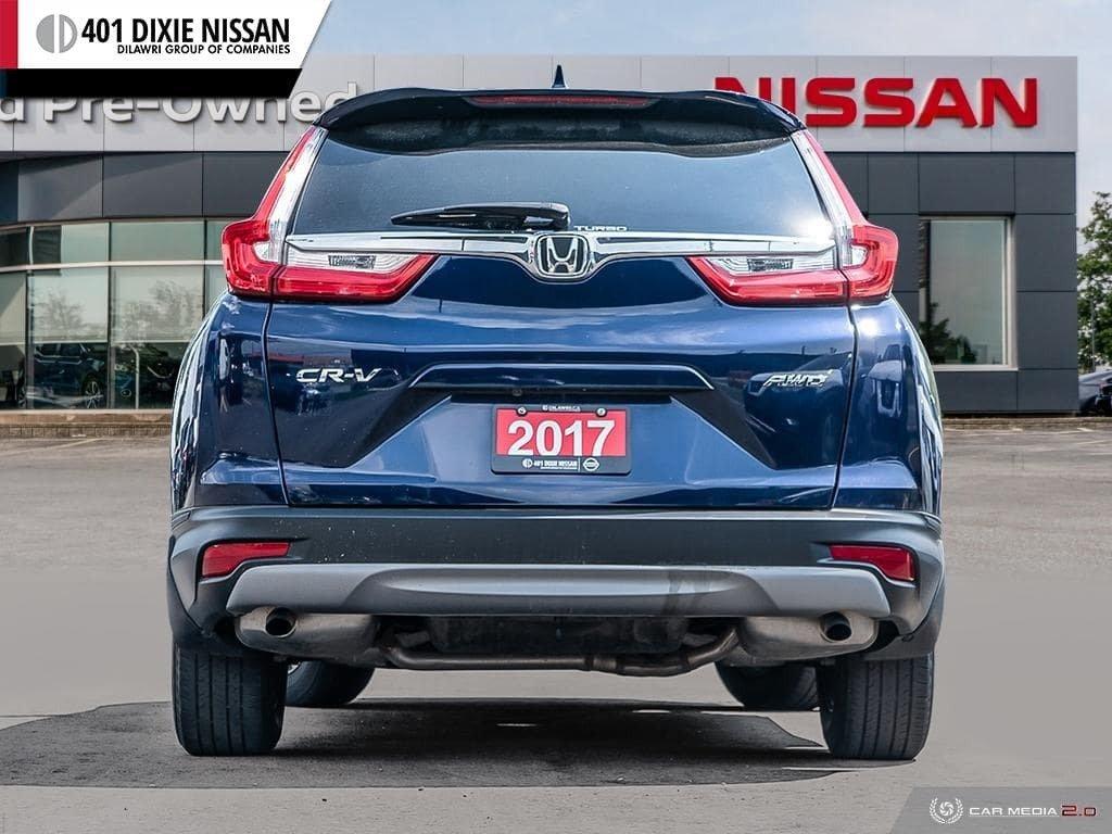 2017 Honda CR-V LX AWD in Mississauga, Ontario - 5 - w1024h768px