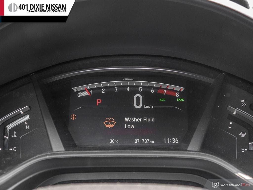 2017 Honda CR-V LX AWD in Mississauga, Ontario - 15 - w1024h768px