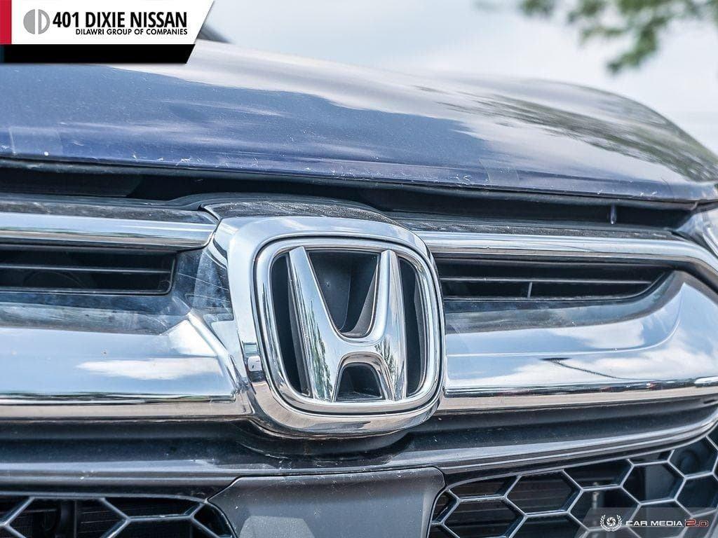 2017 Honda CR-V LX AWD in Mississauga, Ontario - 9 - w1024h768px