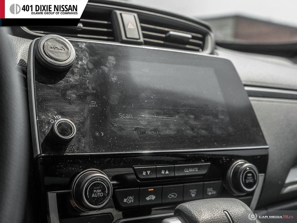 2017 Honda CR-V LX AWD in Mississauga, Ontario - 20 - w1024h768px