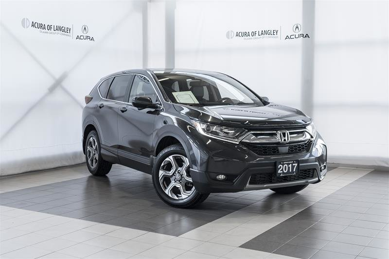 2017 Honda CR-V EX-L AWD in Langley, British Columbia - 1 - w1024h768px