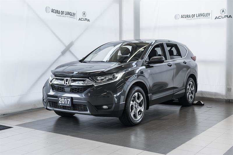 2017 Honda CR-V EX-L AWD in Langley, British Columbia - 3 - w1024h768px