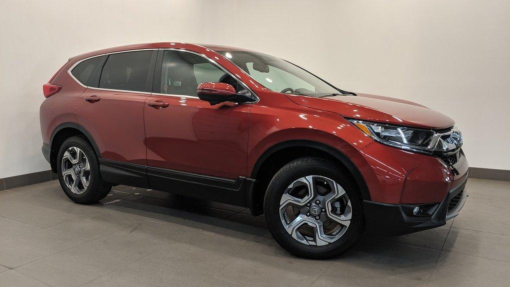 2017 Honda CR-V EX-L AWD in Regina, Saskatchewan - 1 - w1024h768px
