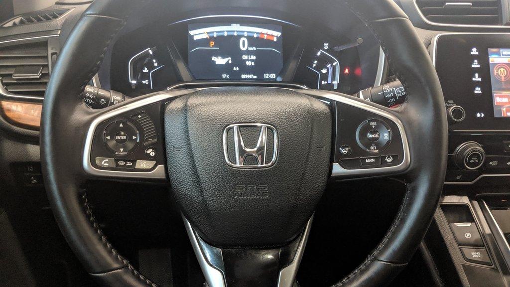 2017 Honda CR-V EX-L AWD in Regina, Saskatchewan - 5 - w1024h768px