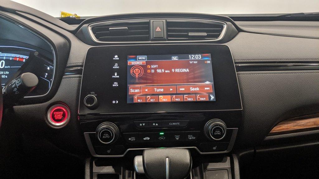 2017 Honda CR-V EX-L AWD in Regina, Saskatchewan - 8 - w1024h768px