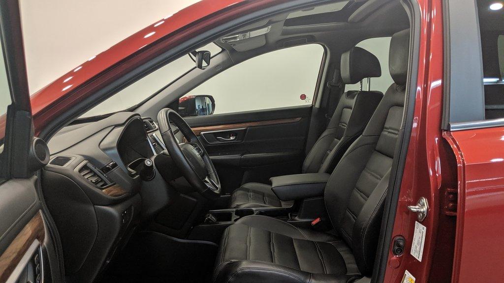 2017 Honda CR-V EX-L AWD in Regina, Saskatchewan - 11 - w1024h768px