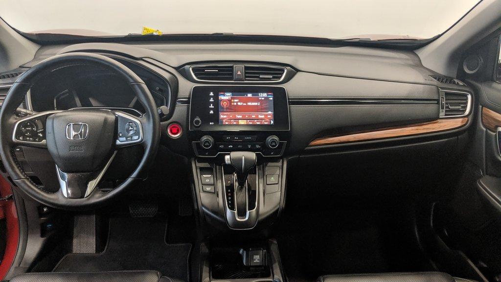2017 Honda CR-V EX-L AWD in Regina, Saskatchewan - 15 - w1024h768px