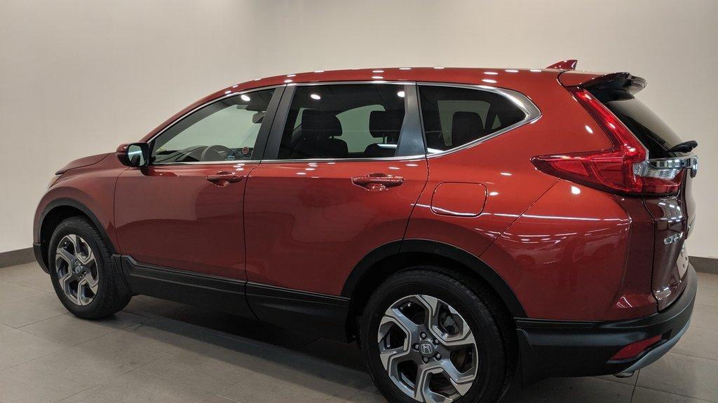 2017 Honda CR-V EX-L AWD in Regina, Saskatchewan - 22 - w1024h768px