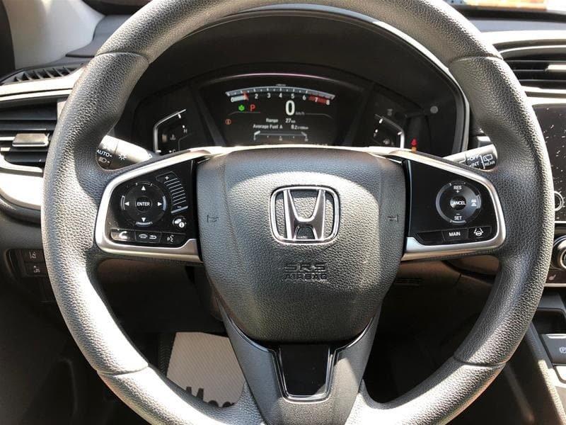 2017 Honda CR-V LX AWD in Mississauga, Ontario - 11 - w1024h768px
