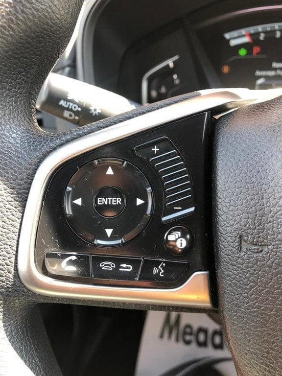 2017 Honda CR-V LX AWD in Mississauga, Ontario - 12 - w1024h768px