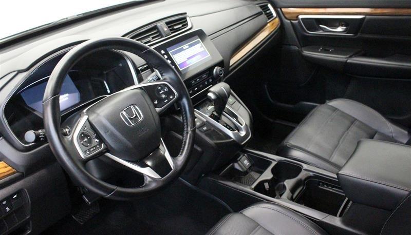 2018 Honda CR-V Touring AWD in Regina, Saskatchewan - 9 - w1024h768px