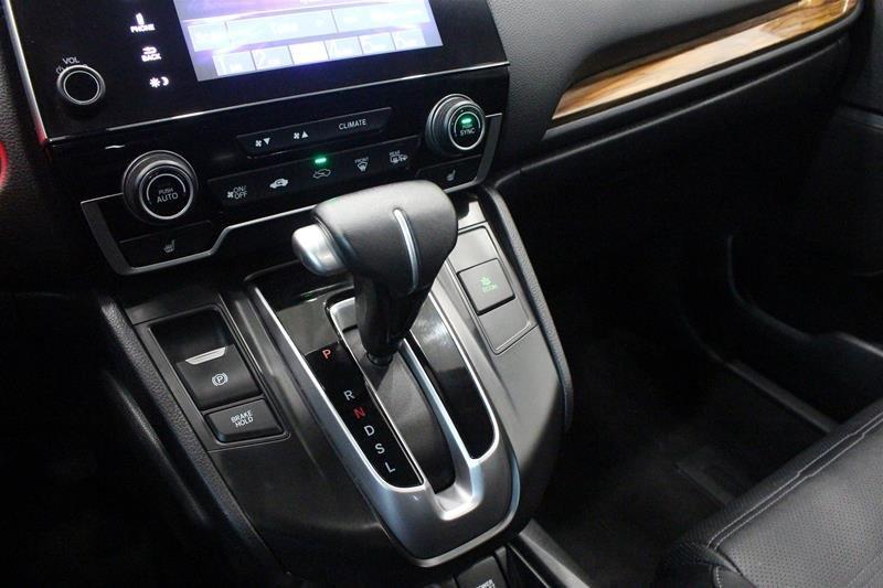 2018 Honda CR-V Touring AWD in Regina, Saskatchewan - 4 - w1024h768px