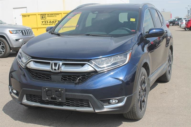 2018 Honda CR-V Touring AWD in Regina, Saskatchewan - 1 - w1024h768px