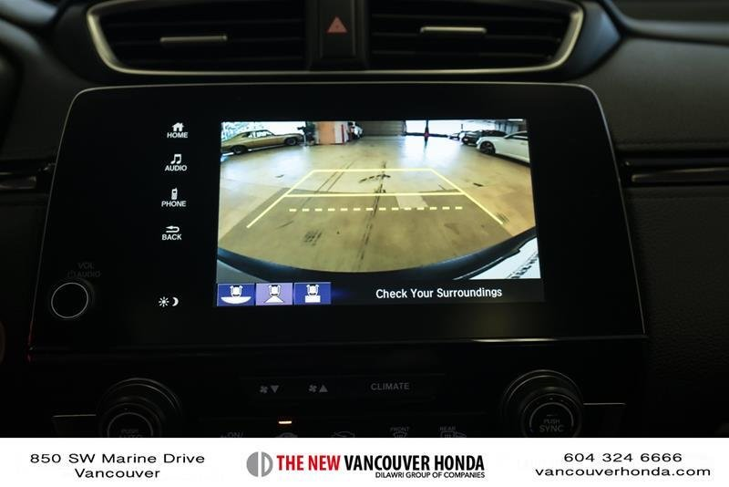 2018 Honda CR-V EX AWD in Vancouver, British Columbia - 42 - w1024h768px