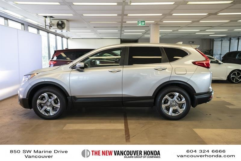 2018 Honda CR-V EX AWD in Vancouver, British Columbia - 30 - w1024h768px