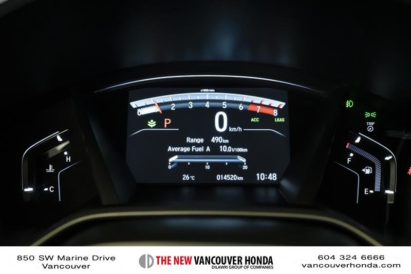 2018 Honda CR-V EX AWD in Vancouver, British Columbia - 22 - w1024h768px
