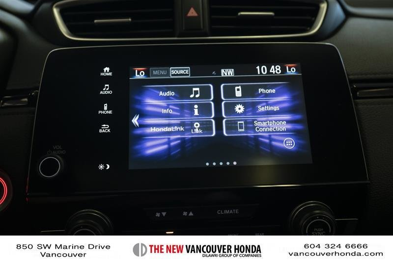 2018 Honda CR-V EX AWD in Vancouver, British Columbia - 43 - w1024h768px