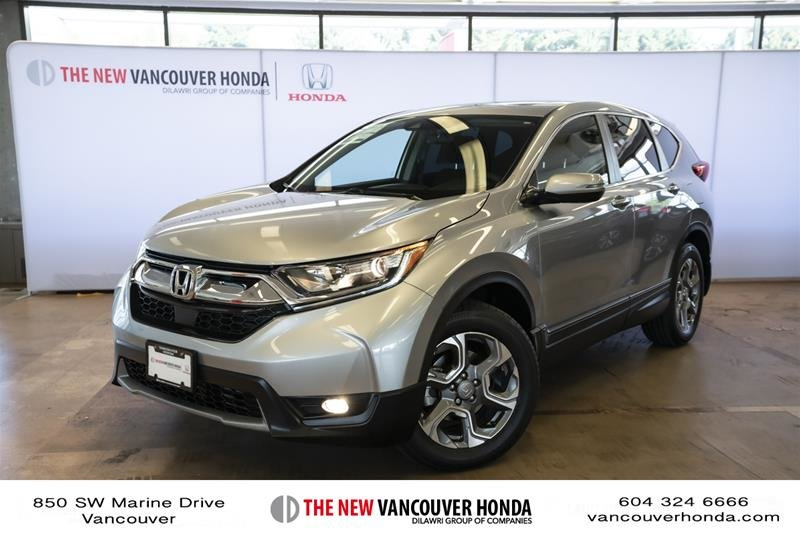 2018 Honda CR-V EX AWD in Vancouver, British Columbia - 1 - w1024h768px