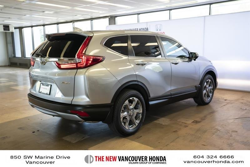 2018 Honda CR-V EX AWD in Vancouver, British Columbia - 27 - w1024h768px