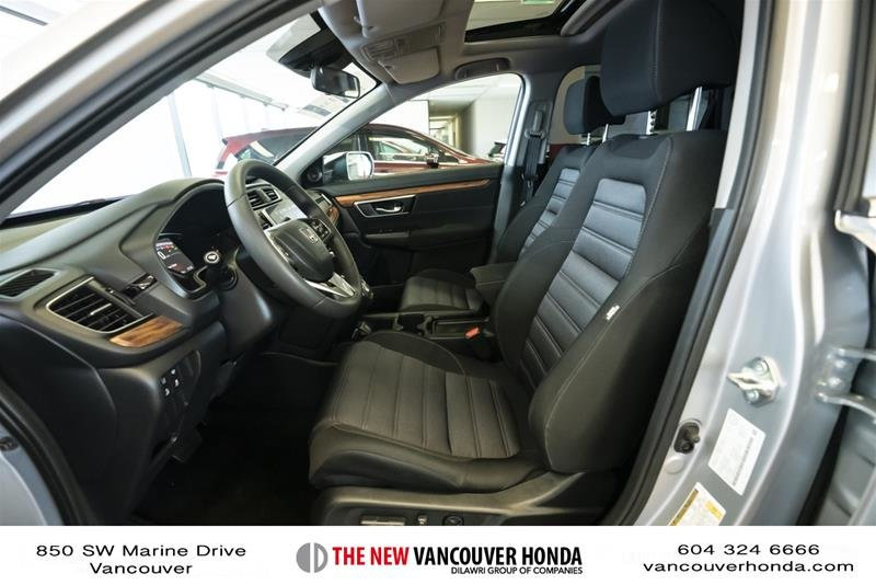 2018 Honda CR-V EX AWD in Vancouver, British Columbia - 10 - w1024h768px