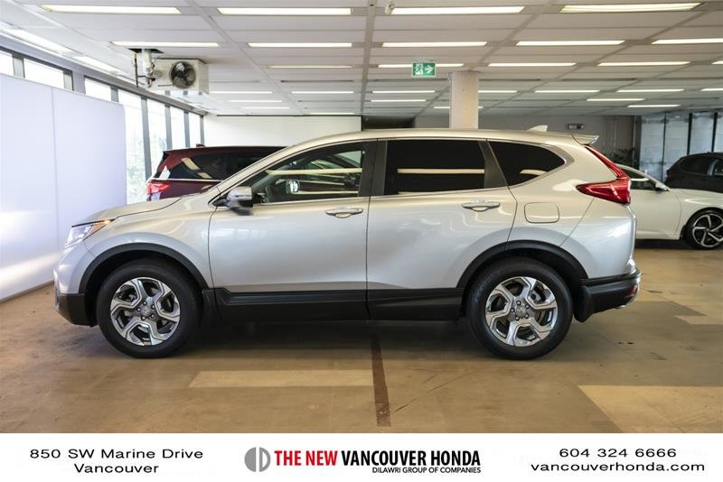 2018 Honda CR-V EX AWD in Vancouver, British Columbia - 8 - w1024h768px