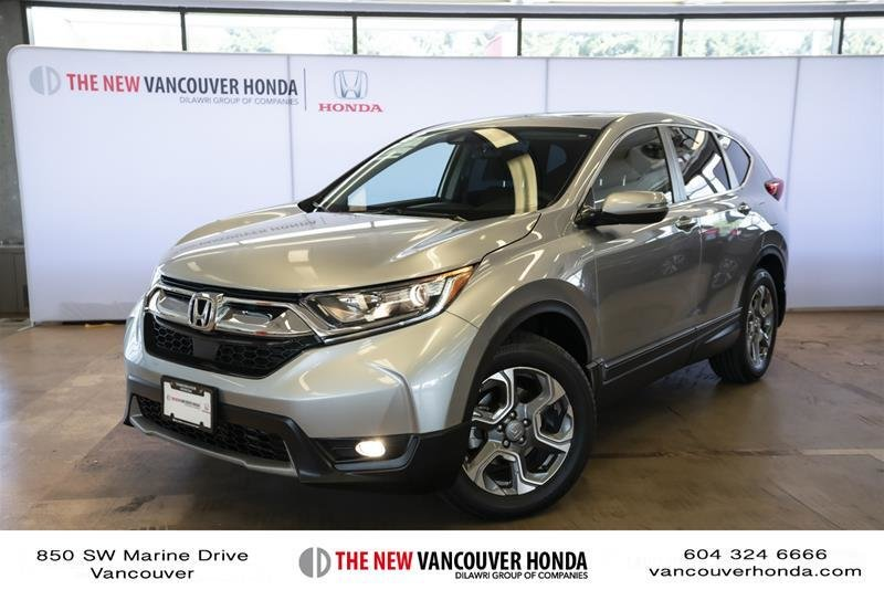 2018 Honda CR-V EX AWD in Vancouver, British Columbia - 23 - w1024h768px
