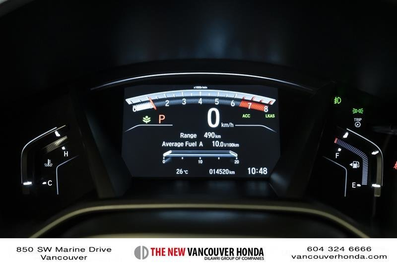2018 Honda CR-V EX AWD in Vancouver, British Columbia - 44 - w1024h768px