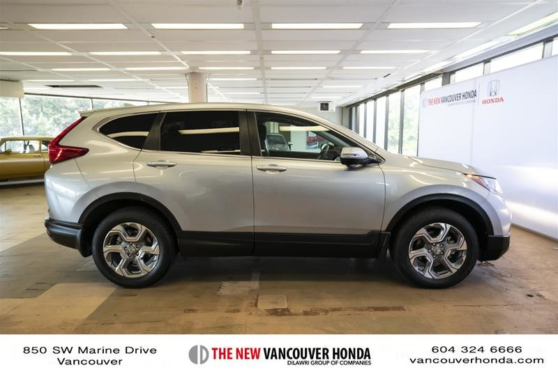 2018 Honda CR-V EX AWD in Vancouver, British Columbia - 4 - w1024h768px