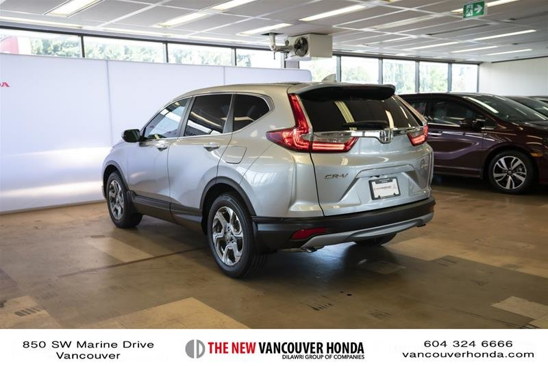 2018 Honda CR-V EX AWD in Vancouver, British Columbia - 7 - w1024h768px