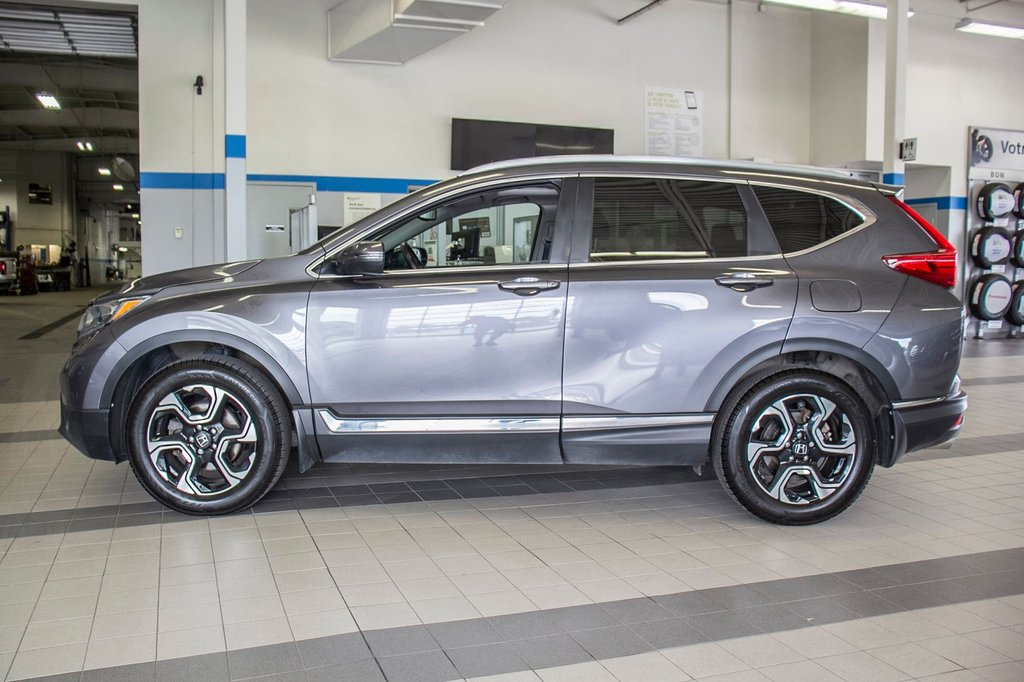 2018 Honda CR-V Touring **CUIR ** TOIT PANO ** GPS ** CAMERA ** in Dollard-des-Ormeaux, Quebec - 4 - w1024h768px