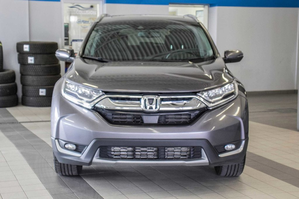 2018 Honda CR-V Touring **CUIR ** TOIT PANO ** GPS ** CAMERA ** in Dollard-des-Ormeaux, Quebec - 3 - w1024h768px