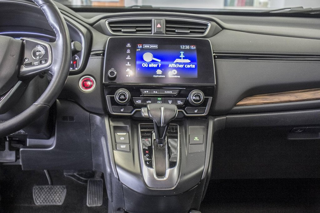2018 Honda CR-V Touring **CUIR ** TOIT PANO ** GPS ** CAMERA ** in Dollard-des-Ormeaux, Quebec - 12 - w1024h768px