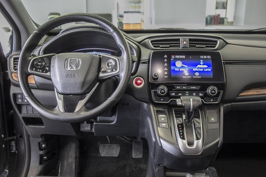 2018 Honda CR-V Touring **CUIR ** TOIT PANO ** GPS ** CAMERA ** in Dollard-des-Ormeaux, Quebec - 10 - w1024h768px
