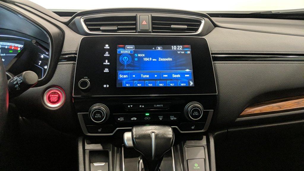 2018 Honda CR-V EX-L AWD in Regina, Saskatchewan - 8 - w1024h768px