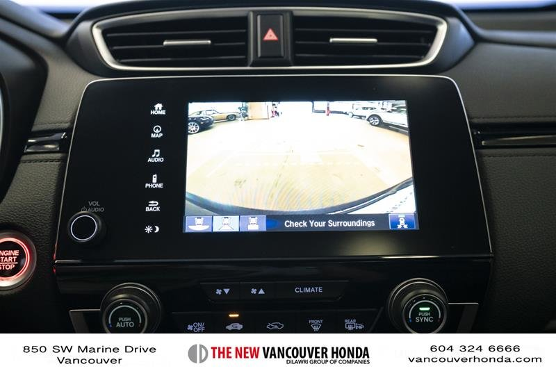 2018 Honda CR-V Touring AWD in Vancouver, British Columbia - 20 - w1024h768px