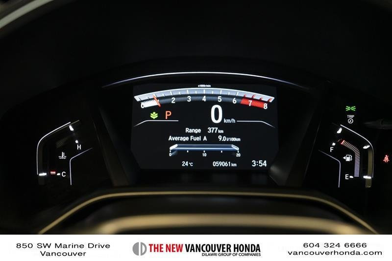 2018 Honda CR-V Touring AWD in Vancouver, British Columbia - 44 - w1024h768px