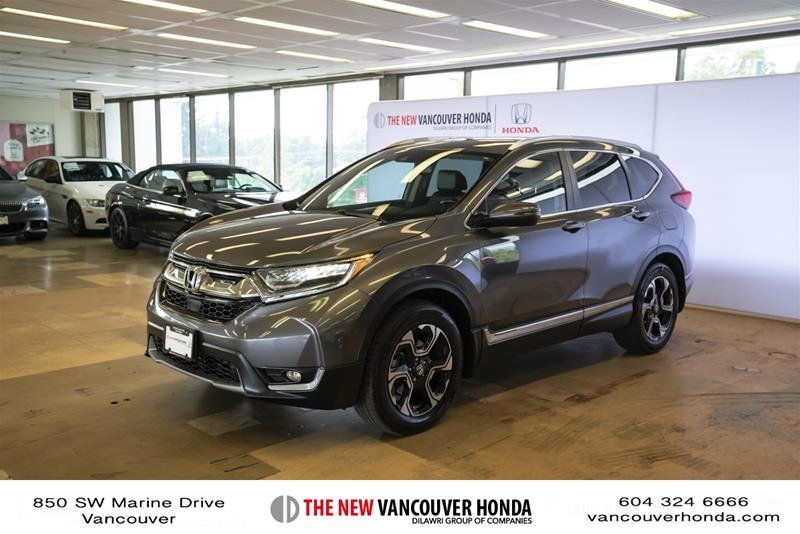 2018 Honda CR-V Touring AWD in Vancouver, British Columbia - 1 - w1024h768px