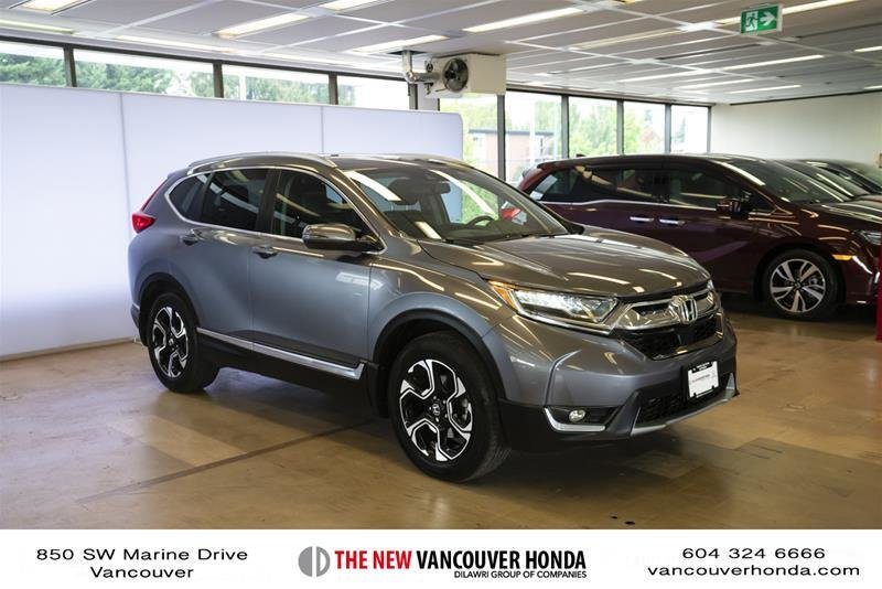 2018 Honda CR-V Touring AWD in Vancouver, British Columbia - 25 - w1024h768px