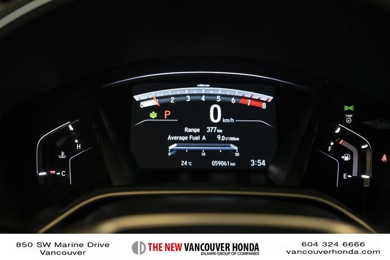 2018 Honda CR-V Touring AWD in Vancouver, British Columbia - 22 - w1024h768px